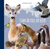 Bok boktips Vänersborgs bibliotek Stan är full av djur