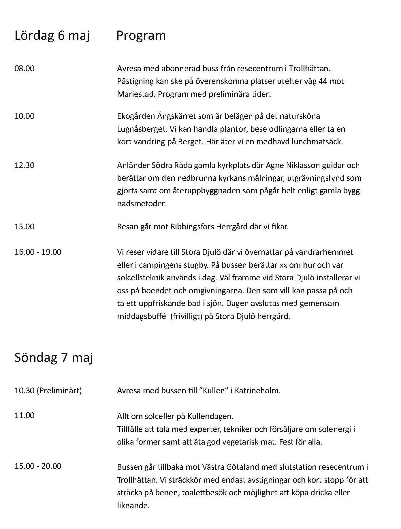 Program_Solcellsresan_maj2017_Trollhättan Vänersborg Naturskyddsföreningen