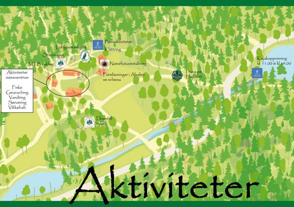 Outdoormässa Bergagården Hunneberg 2017-04