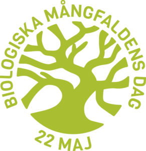 Logotyp Biologiska Mångfaldens Dag