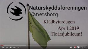 2019-04-06 Youtubebild VänersborgKlädbytardagen